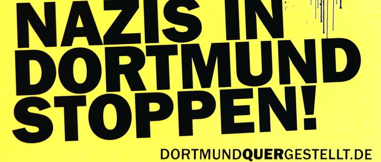 Der antifaschistische Widerstand in Dortmund bleibt aktuell.