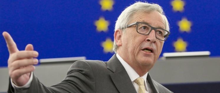"""Befürchtet """"eine große kontinentale Krise"""": Präsident der EU-Kommission Jean-Claude Juncker (Foto: Martin Schulz/flickr.com/CC BY-NC-ND 2.0)"""