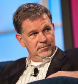 Netflix-Gründer Reed Hastings