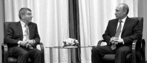 Noch immer ziemlich beste Freunde? IOC-Präsident Bach und Wladimir Putin (Foto: Präsidialbüro des Russischen Präsidenten)