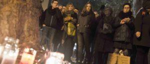 Trauer um die Opfer des Terrors – und Kampf um die Deutung. (Foto: Hans-Dieter Hey/r-mediabase.eu)