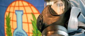 Untersützt gern die Mär vom syrischen Giftgasangriff: die OPCW. (Foto: OPCW)