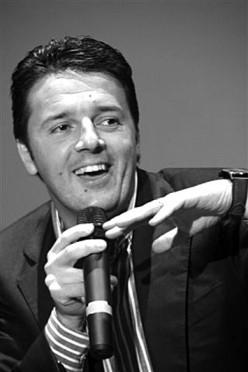 """Hat nach eigenen Angaben """"etwas Konsens eingebüßt"""": Matteo Renzi (PD), italienischer Ministerpräsident."""