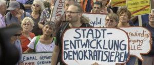 """Eine demokratische Stadtentwicklung ist mit """"Deutsche Wohnen"""" nicht zu machen. (Foto: Fraktion DIE LINKE. im Bundestag)"""