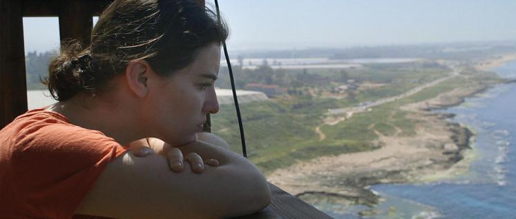 Esther Zimmerling auf den Spuren ihrer Familie (Foto: [url=https://de.wikipedia.org/wiki/Swimmingpool_am_Golan#/media/File:Swimmingpool_am_Golan.jpg]Pavel-otter[/url])