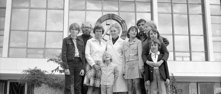 Republik als Ausflugsziel am Tag der Familie 1976 (Foto: Privatbesitz)