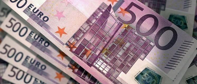 Große Scheine, beliebt auch bei der Geldwäsche, wird es bald nicht mehr geben
