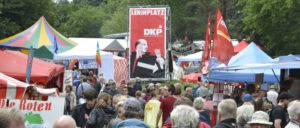 Thema der PV-Tagung war u.a. das kommende UZ-Pressefest (Foto: Thomas Brenner)