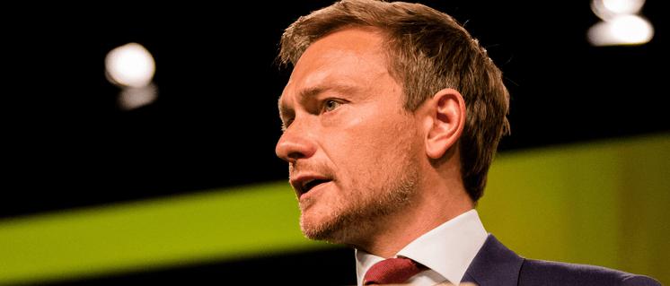 Christian Lindner ist Voll-Profi darin, Debatten von den Ursachen abzulenken.