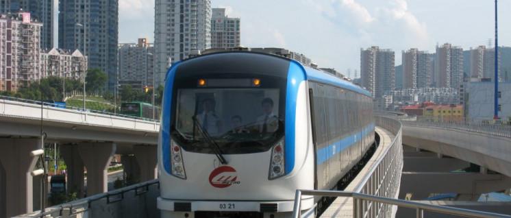 Öffenlicher Personennahverkehr in Shenzhen (Foto: CC0 Creative Commons)