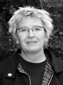 Wera Richter ist stellvertretende Vorsitzende der DKP