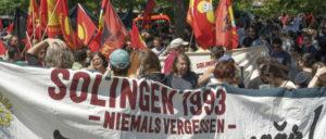 2018 ist ein weiteres  notwendiges Jahr gegen Rassismus (Foto: Jochen Vogler / r-mediabase.eu)