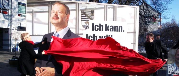 Gescheitert als Anwärter auf den Ministerpräsidentenposten: Ulf Gallert (Foto: Die Linke Sachsen-Anhalt)