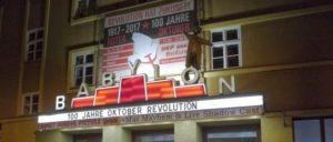100 Jahre Roter Oktober im Babylon (Foto: Frank Kopperschläger)