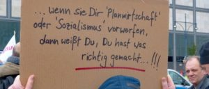 "Demo ""Mietenwahnsinn"" am 3.Oktober in Berlin (Foto: Rudi Denner/r-mediabase.eu)"