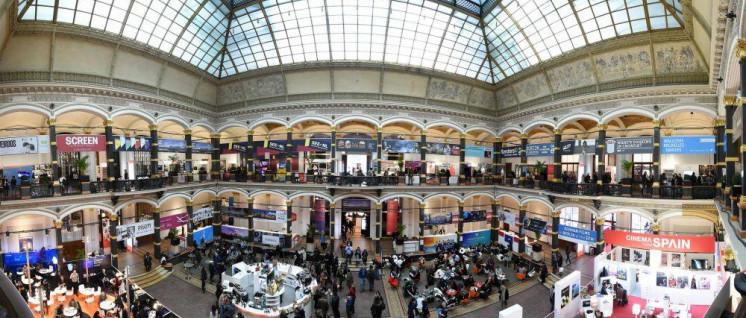 European Film Market im Berliner Martin-Gropius-Bau (Foto: Peter Himsel / Berlinale 2017)
