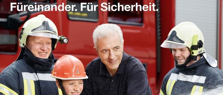 Werbeplakat für Ministerpräsident Tillich und Sachsens CDU (Foto: CDU Sachsen)