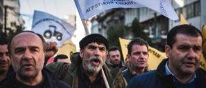 Pame (Foto: Bauern-Protest im Februar 2017)