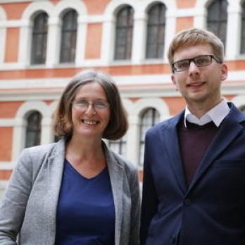 Elke Kahr hat 19 Jahre das Wohnungsressort geführt, sie soll nun das Verkehrsressort übernehmen. Robert Kotzer wird Gesundheits-und-Pflege-Stadtrat.