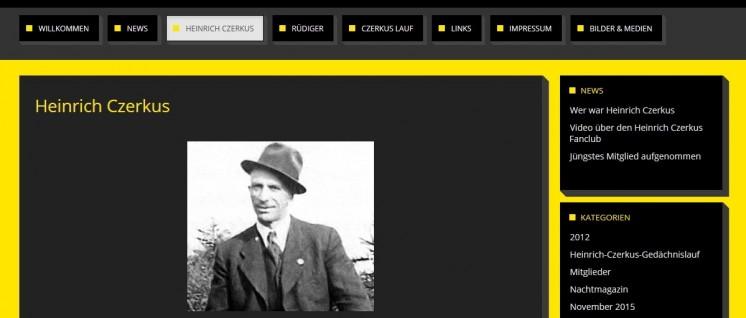 www.heinrich-czerkus.de ist eine ausgezeichnete Internetseite
