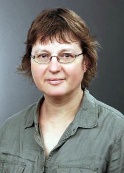 Petra Stanius, politische und gewerkschaftliche Aktivistin aus Oberhausen, ist Mitglied des Aktionskreises gegen Unternehmerwillkür (AKUWILL) und von ver.di.