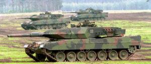 Die EU plant, Straßen und Brücken für Panzer wie den Leopard 2 auszubauen. (Foto: [url=https://de.wikipedia.org/wiki/Leopard_2#/media/File:Leopard_2_A5_der_Bundeswehr.jpg]Bundeswehr-Fotos[/url])