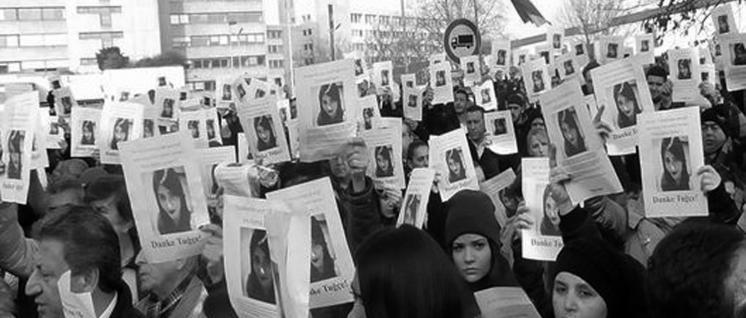 Auch in der Türkei war das Erschrecken über den Tod der jungen Frau groß. (Foto: kadinlarkulubu)