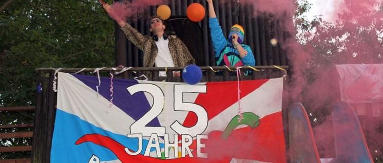 25 Jahre Rote Peperoni: Grund genug, (nicht nur) sich selbst zu feiern (Foto: Gustl Ballin)