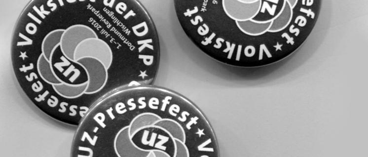 Spenden Fuer Das Uz Pressefest 2016
