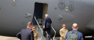 In Afrika konnte Tillerson nicht viel erreichen – kurz danach war ganz Schluss. (Foto: U.S. Department of State)