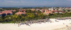 Die kubanische Regierung reagiert auf die Folgen des Klimawandels. Gebäude werden künftig am schönsten Strand der Welt in Varadero nicht mehr direkt am Meer gebaut. (Foto: Sol de Cuba)