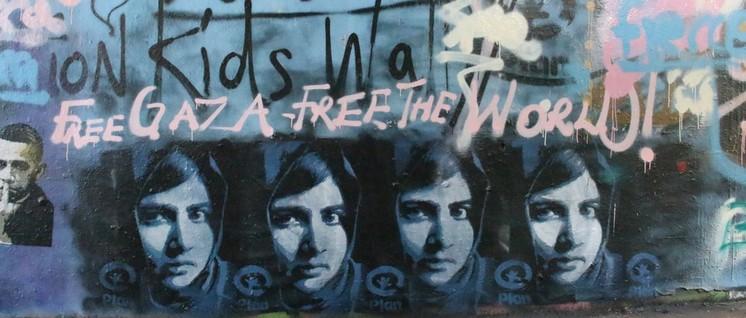 2014: Viele Linke, die sich bei Aktionen gegen die Bombardierung des Gaza-Streifens durch die israelische Armee und die Politik der israelischen Regierung wandten, wurden damals als Antisemiten denunziert. (Foto: KylaBorg/ flickr.com/ CC BY 2.0)