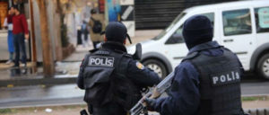 Krieg nach Außen, Repression nach Innen– türkische Sicherheitskräfte sind momentan im Straßenbild allgegenwärtig. (Foto: Voice of America)