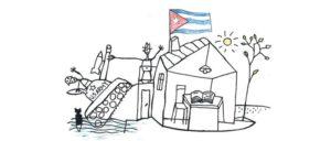 Kuba ohne Blockade, Kuba ohne USA!                          (Foto: junge Welt)