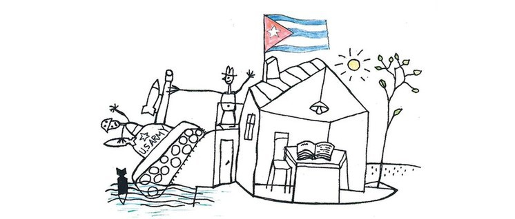 Kuba ohne Blockade, Kuba ohne USA