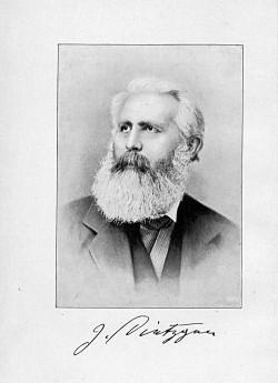 Porträt von Josef Dietzgen