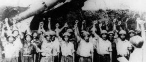 Vietnam: Soldaten einer Raketen-Batterie (Foto: public domain)