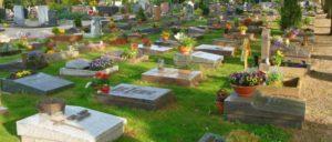 (Foto: [url=https://commons.wikimedia.org/wiki/File:Friedhof_Urnengr%C3%A4ber.JPG]4028mdk09/ Wikimedia Commons[/url])