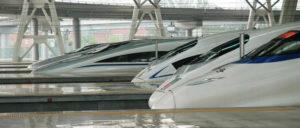 Die VR China hat das Streckennetz für Schnellzüge in den letzten Jahren massiv ausgebaut. (Foto: CCO Public Domain)