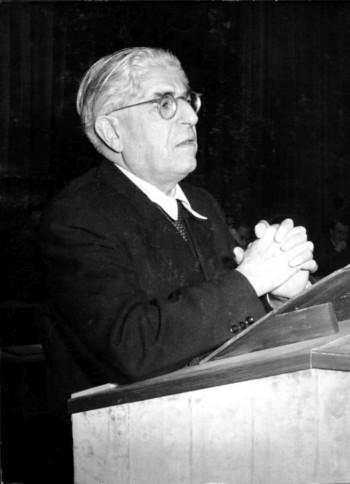 Ernst Bloch, 1954