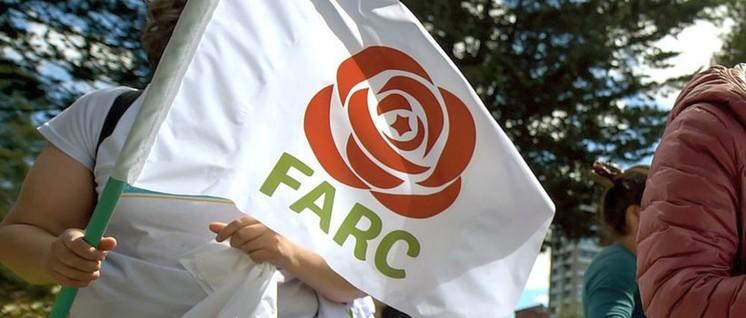 """Die Hoffnung auf dauerhaften Frieden konzentriert sich auf die Partei  """"Alternative Revolutionäre Kraft des Volkes"""" (FARC). (Foto: partidofarc)"""