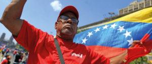 Zum 20. Jahrestag der Bolivarischen Revolution am vergangenen Samstag gingen die Menschen zur Verteidigung der Souveränität Venezuelas auf die Straße. (Foto: Alba Ciudad 96.3 FM)