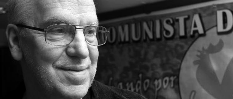 Carolus Wimmer ist Internationaler Sekretär der Kommunistischen Partei Venezuelas (PCV) und Abgeordneter im Lateinamerikanischen Parlament. (Foto: PCV)