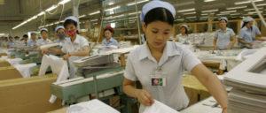 Vietnam will weg von der Bekleidungs- und Schuhindustrie (Foto: [url=https://www.flickr.com/photos/unido/18415928245/in/photostream/]Chau Doan/UNIDO[/url])