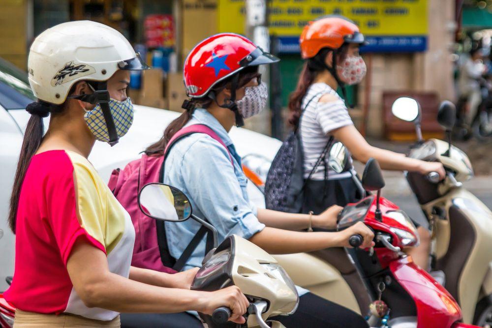 Die allgegenwärtigen Motorroller sollen künftig in Vietnam produziert werden