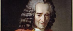 Portrait de Voltaire (Francois Marie Arouet, 1694-1778) Paris, Comedie Francaise