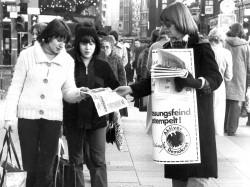 70er Jahre: Ein Berufsverbotsopfer informiert