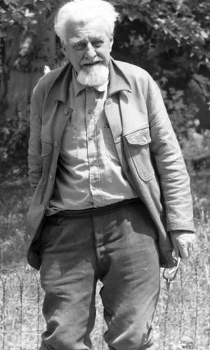 Konrad Lorenz in den späten 1970er Jahren