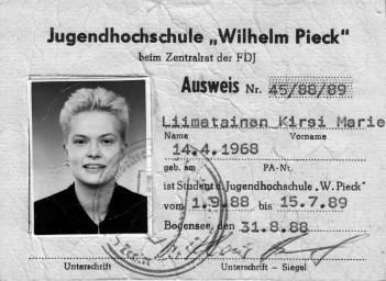 Jugendhochschule Wilhelm Pieck