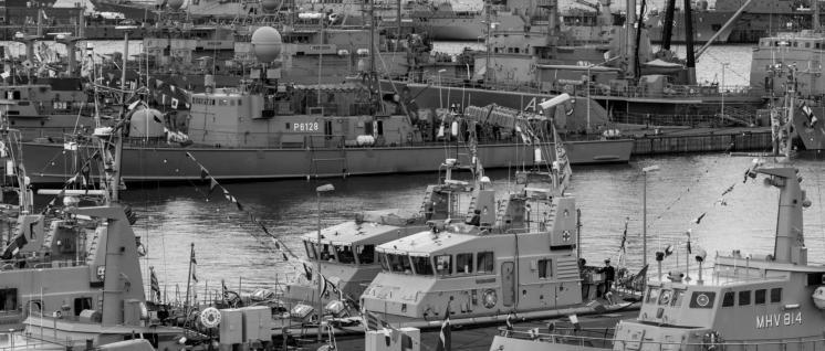 Marinehafen in Kiel (Foto: Bundeswehr/Christian O. Bruch)